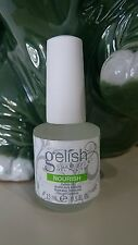 Gelish Harmony Soak Off Gel Polish Nourish Cuticle Oil 15 ml .5 fl oz