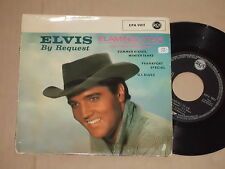 "ELVIS PRESLEY -Flaming Star- 7"" EP 45"