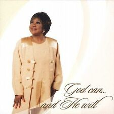 God Can...and He Will by Peggy Scott-Adams (CD, Jul-2004, Miss Butch Records)