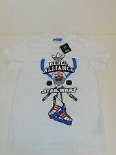 New Adidas STAR WARS ALLIANCE HOT WINTER GAME T-Shirt Size US M MEn's T-Shirts
