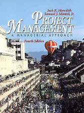 Project Management:A Managerial Approach 4th Edition By Meredith & Mantel W/ CD