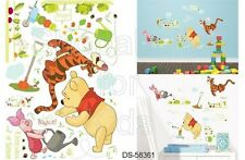 SFK Winnie the Pooh Wall Sticker decals kids playroom room interior