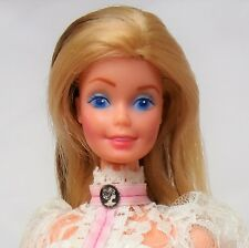 Vintage 1982 Angel Face Barbie doll Two tone Blonde