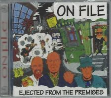 ON FILE - EJECTED FROM THE PREMISES - (still sealed cd) - STEP CD 171