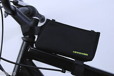 Cannondale Frame Bag Slice Top Tube Bag Black