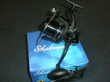 Shakespeare Agility 70 Surf Beachcasting Reel + Spare Spool Sea Fishing