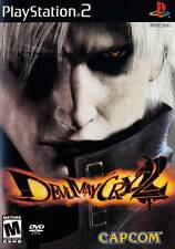 Devil May Cry 2 PS2 Playstation 2 Game