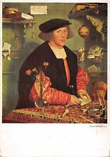 B99697 hans holbein postcard painting artist  painter   famous people germany