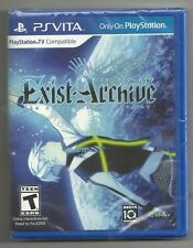 Exist Archive The Other Side of the Sky . BRAND NEW . sealed . Sony PS Vita