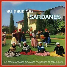 CD Au pays des sardanes - Famous French Catalan and Spanish sardanes