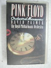 PINK FLOYD ORCHESTRAL MANEUVERS DAVID PALMER RARE CLAMSHELL CASSETTE INDIA 1996