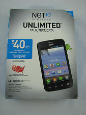 LG Optimus Dynamic 2 II L39c L39 Net10 Cellular Android Phone Smartphone