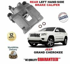 "FOR JEEP GRAND CHEROKEE 2010-  NEW REAR LEFT HAND SIDE BRAKE CALIPER 17"" WHEELS"