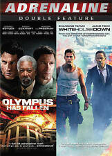 Olympus Has Fallen/White House Down (DVD) Brand New + Free Shipping