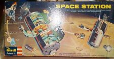 "REVELL 1959 ""SPACE STATION"" [KIT H-1805:498] 1/96 INVENTORIED & REPRO DECALS"