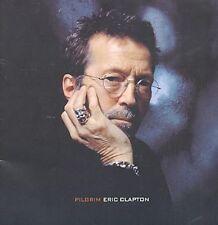 ERIC CLAPTON 1998 Pilgrim TOUR PROGRAM BOOK