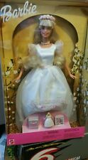 2000 BARBIE QUINCEANERA 15 NEW in BOX w/ MINIATURE DOLL, PICTURE, PRESENT 3+