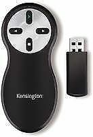 Kensington 2.4GHz Wireless Presenter with Red Laser - 33374EU