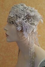 60 Pc Wholesale Lot of Gatsby Flapper/Victorian Bridal Headpieces & Acessories