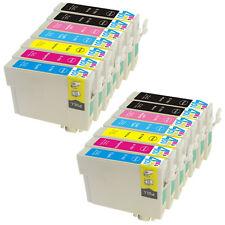 14 PK NON-OEM INK EPSON T078 78 R260 R280 R380 RX580 RX680 RX595 ARTISAN 50