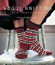 Vogue® Knitting The Ultimate Sock Book: History*Technique*Design-ExLibrary