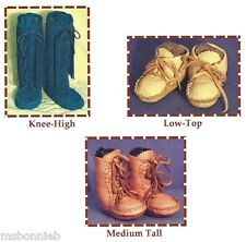 Child's Native American Keltoi Indian Moccasin Sewing Pattern European / Mukluk