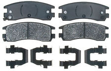 ACDelco Pro Durastop 17D714MH Disc Brake Pad, Many GM Cars