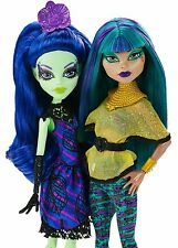 Monster High Scream & Sugar 2 Pack Dolls  Nefera de Nile and Amanita Nightshade