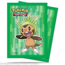 Ultra Pro Pokemon CHESPIN Deck Protector Card Sleeves 65ct XY #84276 STANDARD