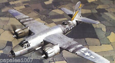 "Model Airplane Plans (UC): MARTIN B-26 MARAUDER Bomber 49""ws for .29ci Engines"