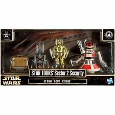 Disney STAR WARS WEEKENDS 2013 Tours Sector 2 Security Figures MINT*SEALED