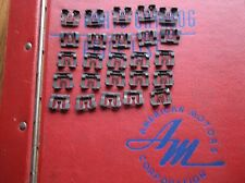 AMC Rambler 25 windshield trim clips AMX Javelin Gremlin Hornet Rebel Ambassador