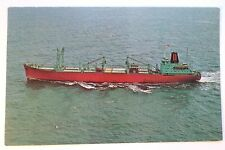 mv Tirranna . Barber Lines . Container Ship Cargo Freighter Vessel Loaded Boat