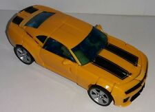 TRANSFORMERS MOVIE BUMBLEBEE Battle Blade Deluxe Class HFTD V. RARE AA-02