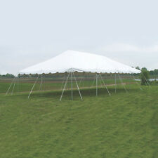 Celina Tent 20x40 Presto White Pole Canopy Tent Graduation Backyard Party