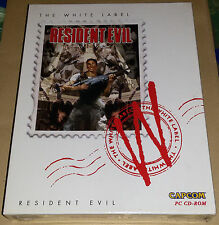 RESIDENT EVIL 1 PC  ** BRANDNEW / ORIGINAL SEALED **