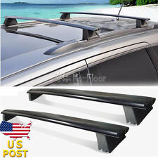 A Set of Crossbar Roof Racks Cross Bar Carrier for Jeep Grand Cherokee 2012~2014