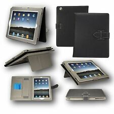 Smart Magnetic Leather Carry Case Cover For Apple iPad 2, iPad 3, iPad 4 Cover