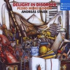 ANDREAS STAIER -DELIGHT IN DISORDER / ENGLISH MUSIC FOR RECORDER-CD CLASSIC NEU