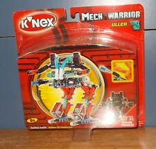 K'nex knex Mech Warrior Series 2 Uller Sealed in box 2002