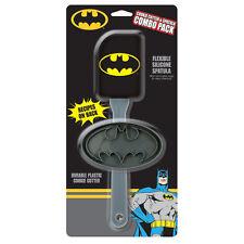 Batman Spatula And Cookie Cutter