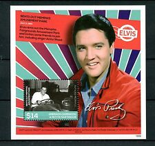 Grenadines Grenada 2016 MNH Elvis Presley Life in Stamps Amusement Park 1v SS IV