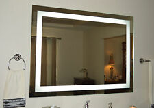 Lighted bathroom vanity mirror, led , wall mounted, Hotel grade MAM84832