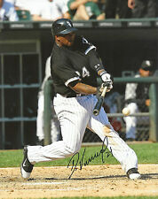DAYAN VICIEDO 'CHICAGO WHITE SOX' SIGNED 8X10 PICTURE 3 *COA