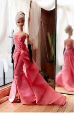 2016 GLAM GOWN Silkstone Fashion Model Barbie Doll NEW!