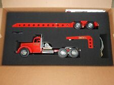 SMITH MILLER LF MACK LOW BOY IN RED  WOW !!! SUPER LOOKING TRUCK IN THE BOX