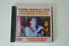 Woody Hermann - Live 1957 featuring Bill Harris Volume 2, CD (10)