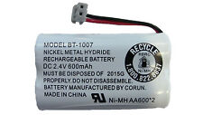 NEW! Genuine Uniden BT-1007 DC 2.4V Rechargeable Cordless Telephone Battery