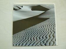 Biglietto + lettera per auguri congratulazioni ecc Tema dune del deserto. Nuovo!