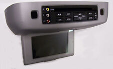 2005 2006 (05 06) Ford Freestyle Gray OEM Overhead DVD VIdeo Player